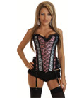 Gorgeous Embroidered Corset