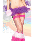Organza Tutu Purple