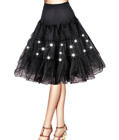 Light Up Petticoat Black
