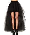 Tulle Long Tutu Skirt
