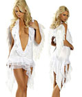 Heavenly Angel Costume with Wings