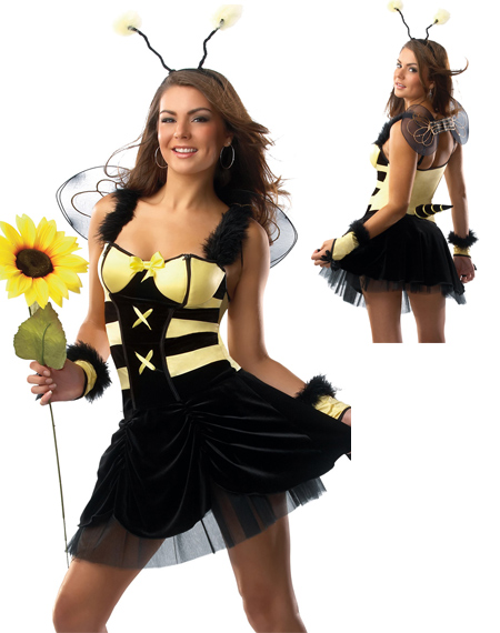 Stinger Bee Costume