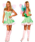 Green Angel Fairy Dress