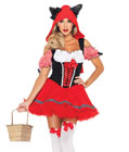 Red Riding Hood Wolf Adult Costume