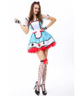 Sweet Wonderland Alice Costume