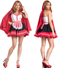Romantic Red Riding Hood Costume