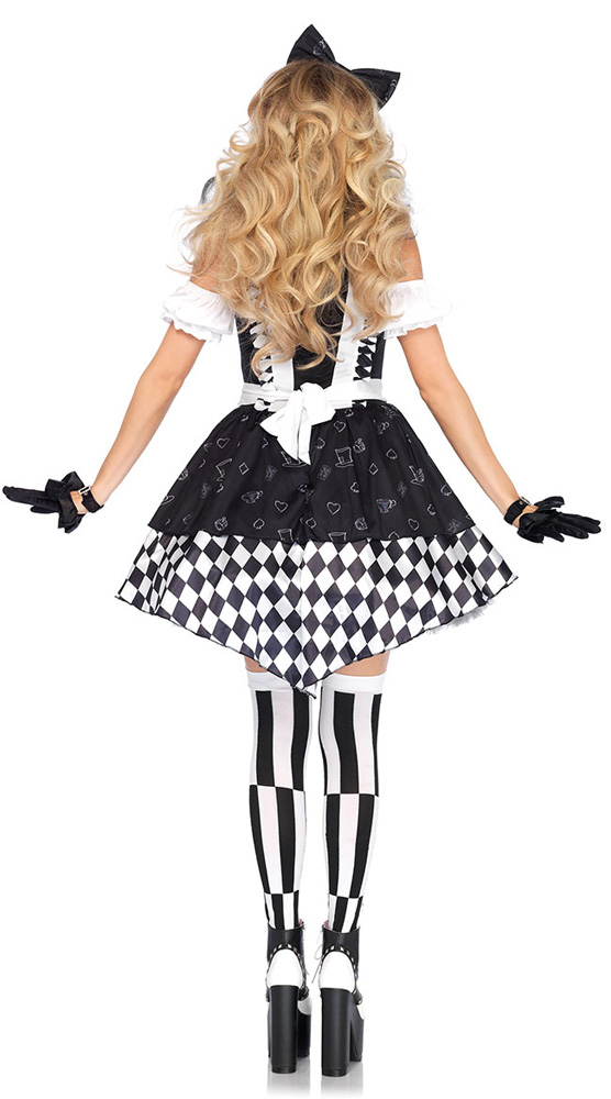 Dark Wonderland Alice Costume
