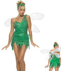 Sequined Sprite Costume Adult