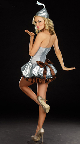 Chocolate Smooch Costume