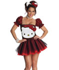 Hello Kitty Costume Red