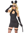 Sexy Blind Mouse Costume