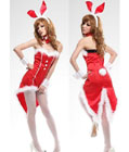 Bunny Dress Red