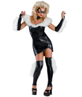 Black Cat Sassy Prestige Costume