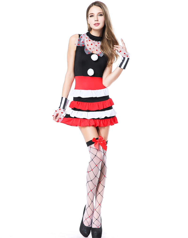 Let It Snow Costume Red