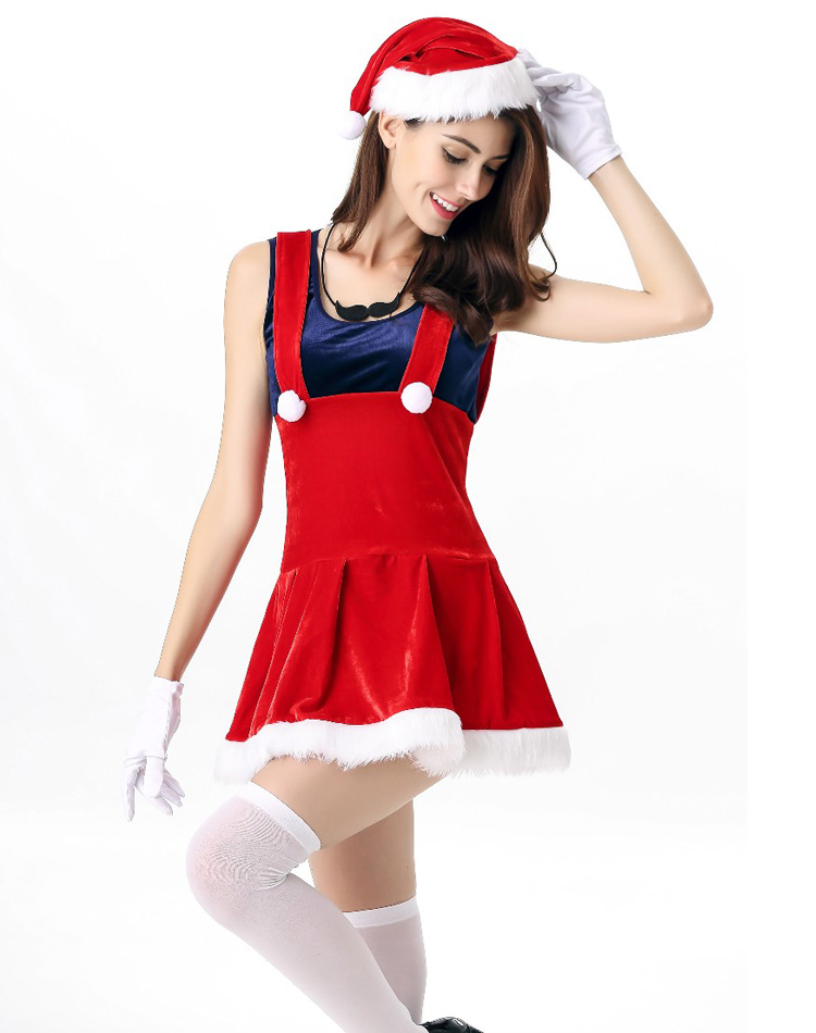Naughty Christmas Dress