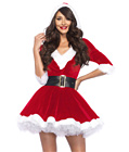 Mrs. Claus Fancy Costume