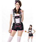 Flirty Lederhosen Costume
