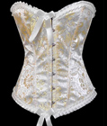 Ivory Grace Corset Wholesale