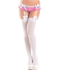 Crotchless School Girl Skirtini Pink