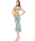 Adult Mermaid Long Dress
