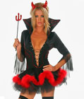 Iblis Devil Halloween Costumes