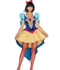 Elegant Fairytale Snow White Adult Costume