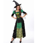 Green Witch Costume