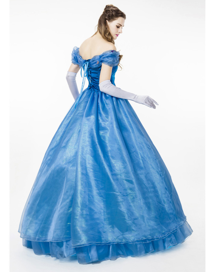 Deluxe Movie Cinderella Costume