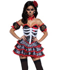 Senorita Skeleton Costume