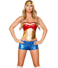 Wonder Woman Heroine Costume