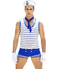 Men's Sexy Sailor Costume