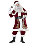 Men's Deluxe Christmas Costume