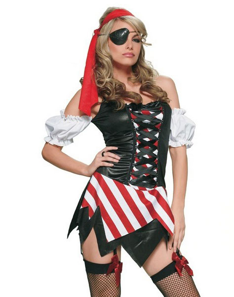 Pirate\'S First Mate Sexy Adult Costume