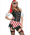 Pirate'S First Mate Sexy Adult Costume