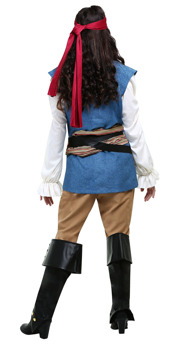 Pirate of Caribbean Costume