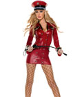 Red Army Girl Costume