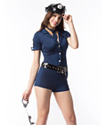 Cop Teddy Costume