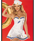 Sultry Sailor Costume
