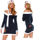 Sailor Dress-Sexy Costumes
