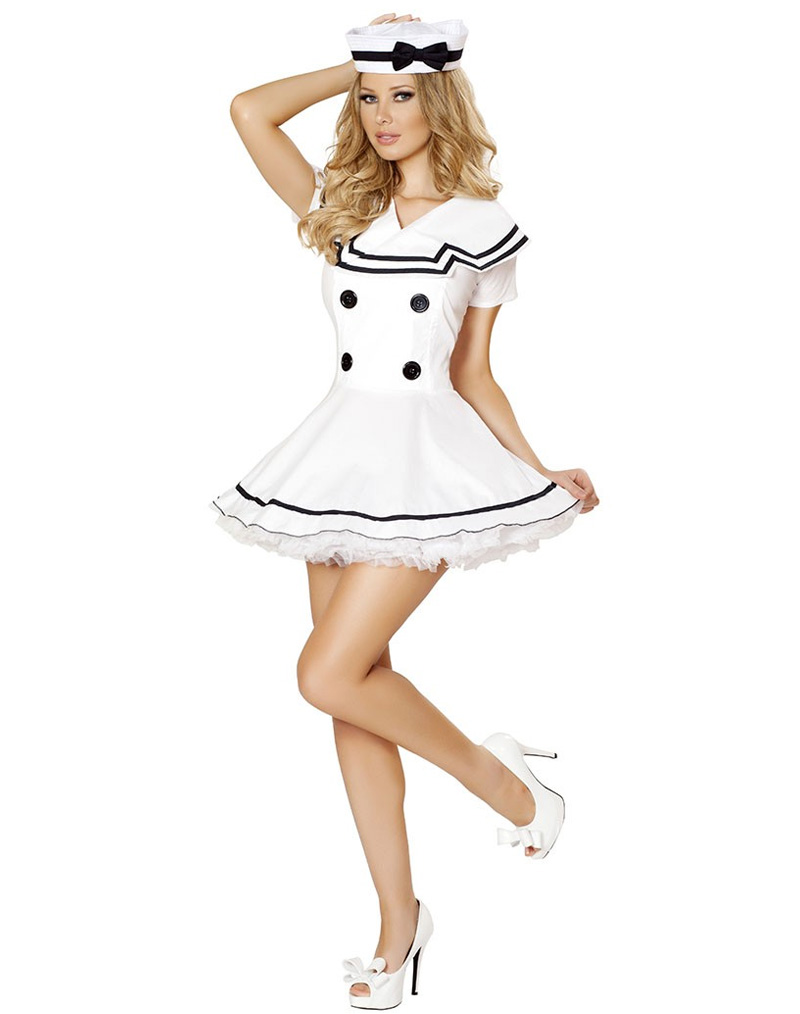 Sexy Sailor Maiden Costume