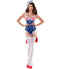 Sequin Sailor Costume