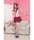 Sweetheart Anime School Girl Costume
