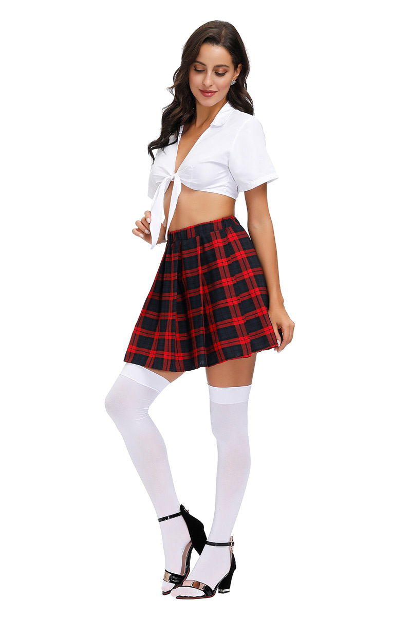 Sexy School Girl Uniform Costume