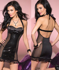 Sequin Front Zoey Chemise