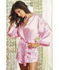 Pink Satin Sleepwear