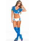 Italy Soccer Player Costume