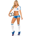 England Soccer Player Costume