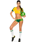 Australia Soccer Player Costume
