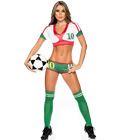 Mexico Soccer Player Costume