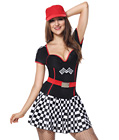 Naughty Racer Girl Costume